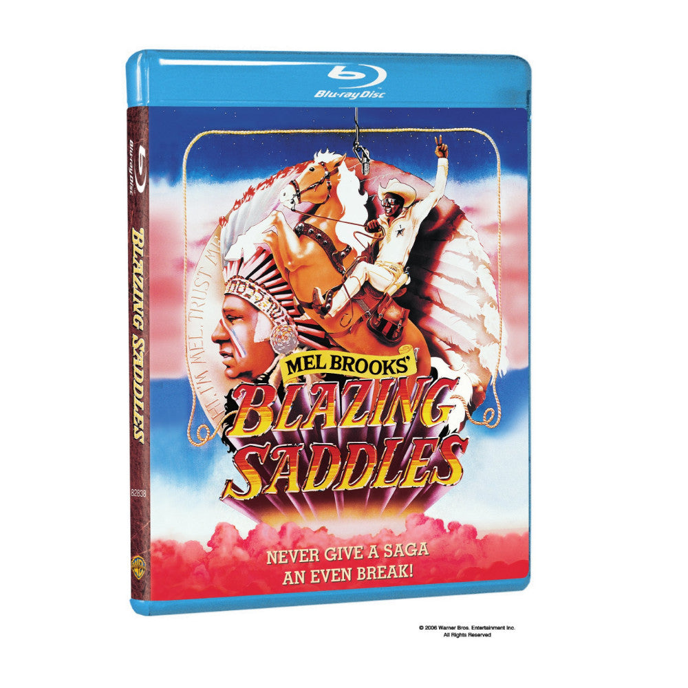 Blazing Saddles (BD)