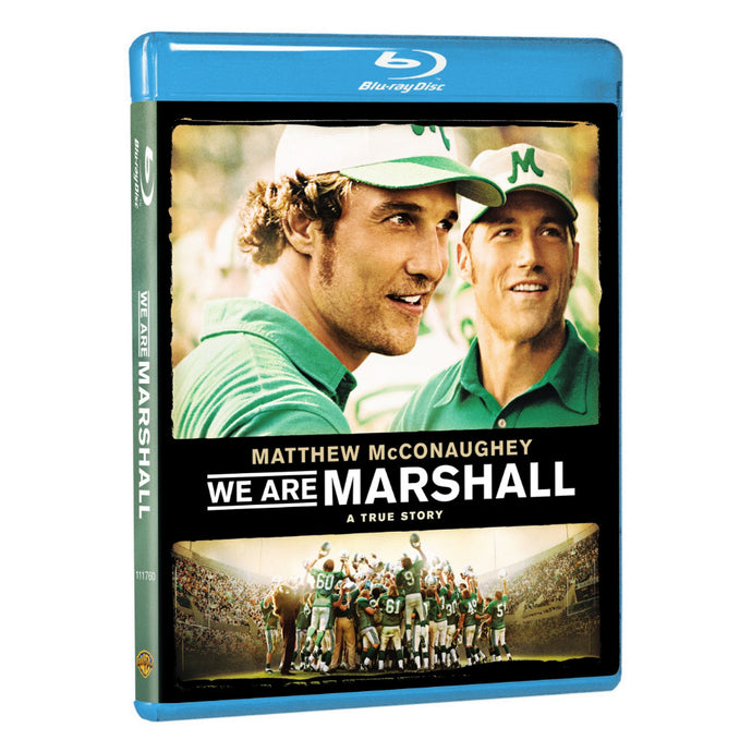 We Are Marshall (BD)