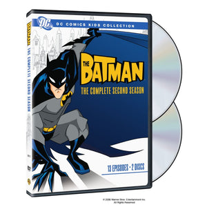 The Batman: The Complete Second Season (DVD)