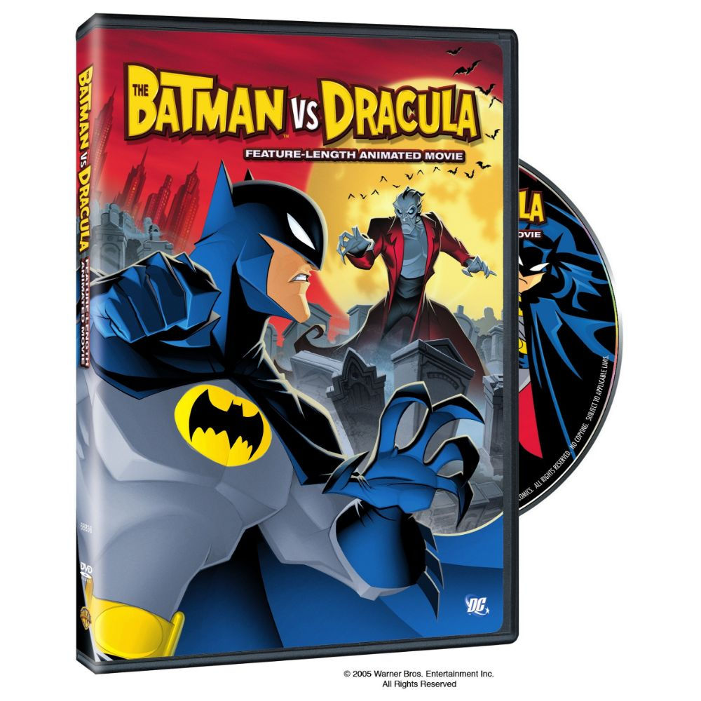 The Batman vs Dracula (DVD)
