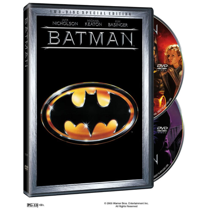 Batman (Two-Disc Special Edition) (DVD)