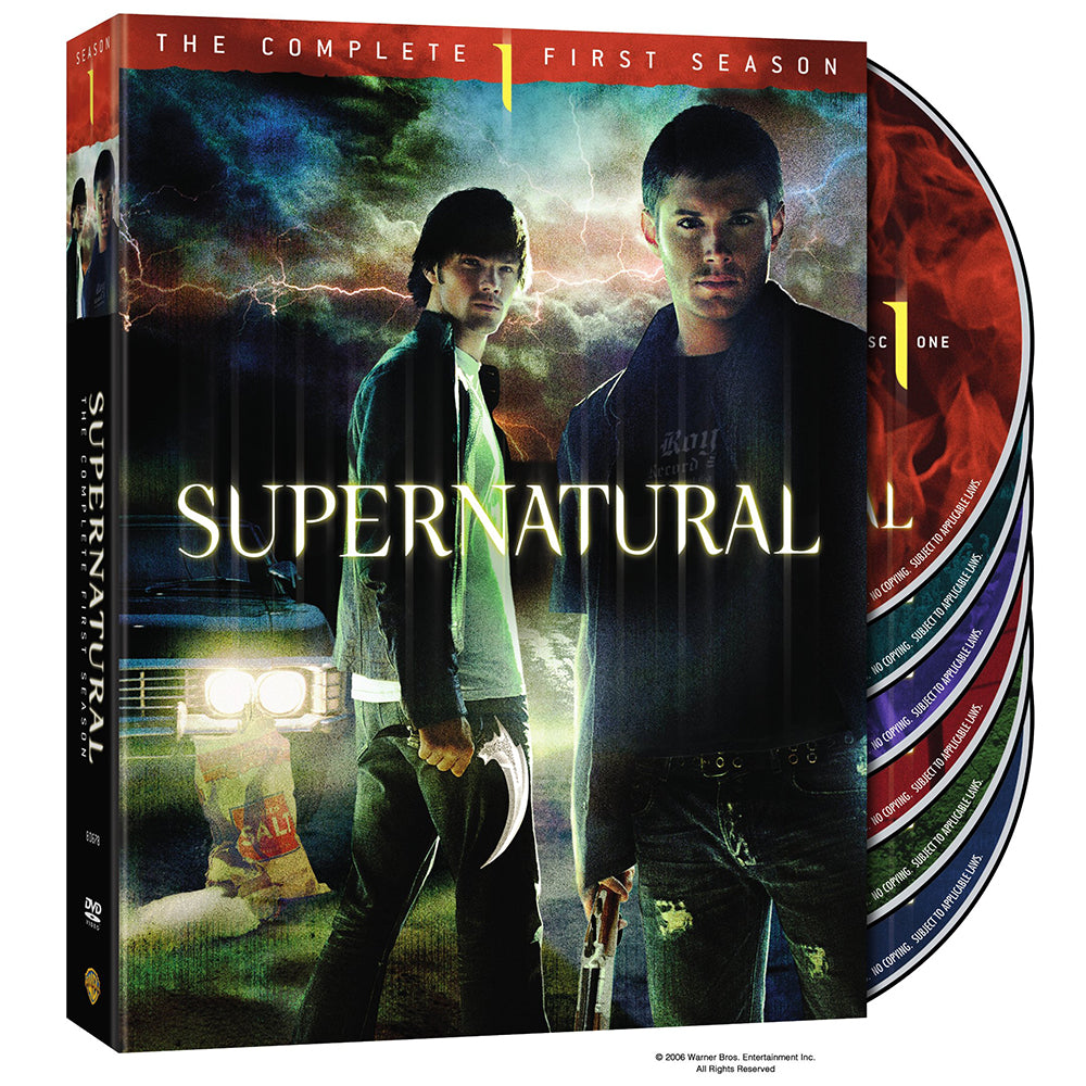 Supernatural: The Complete First Season (DVD)