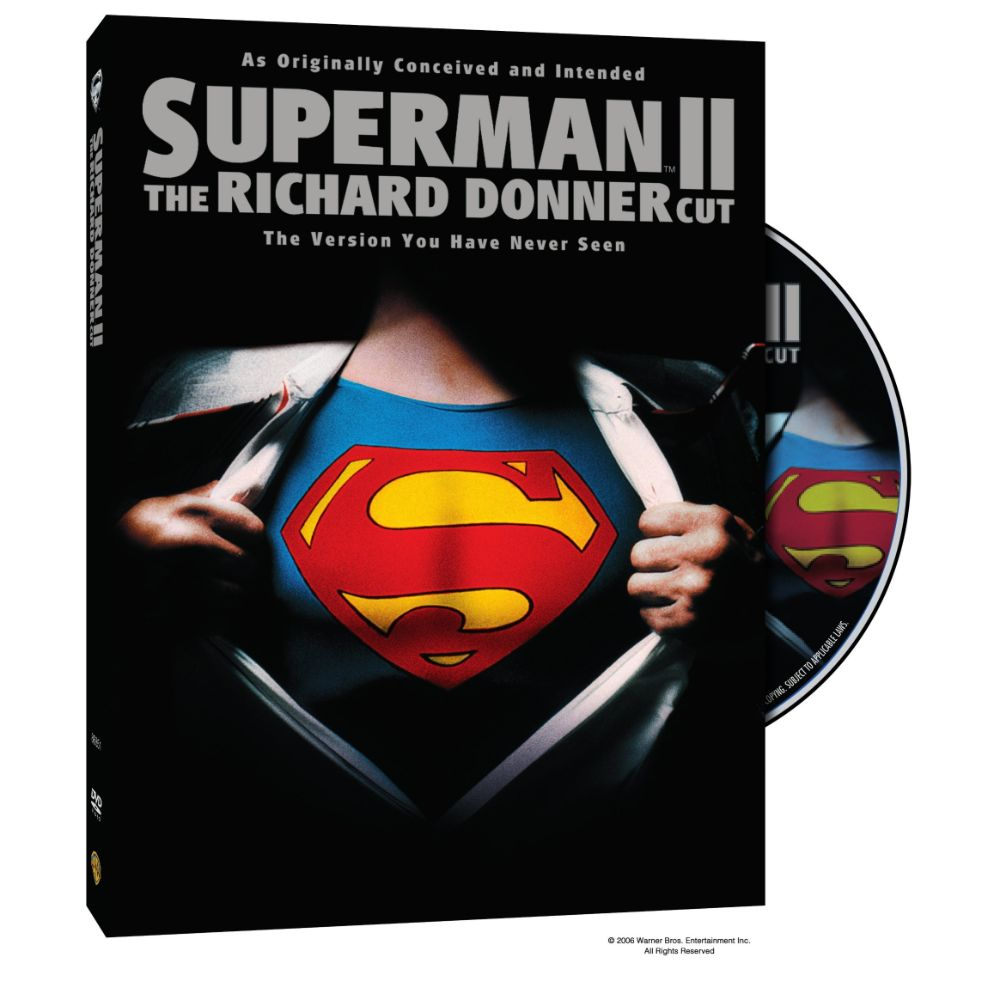Superman II - The Richard Donner Cut (DVD)