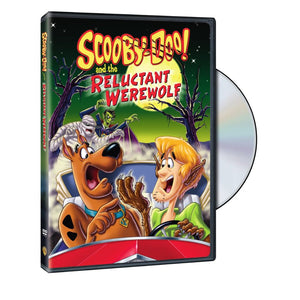Scooby-Doo and the Reluctant Werewolf (DVD)