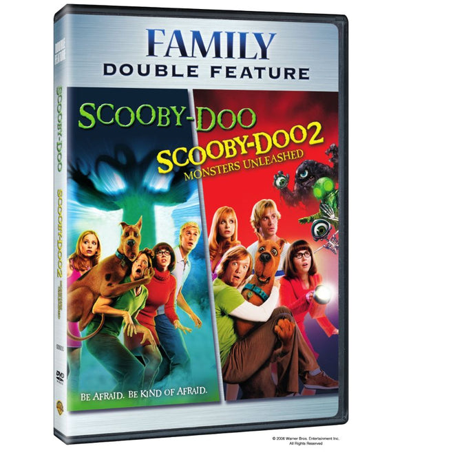 Scooby-Doo: The Movie / Scooby-Doo 2 - Monsters Unleashed (Family Double Feature) (DVD)