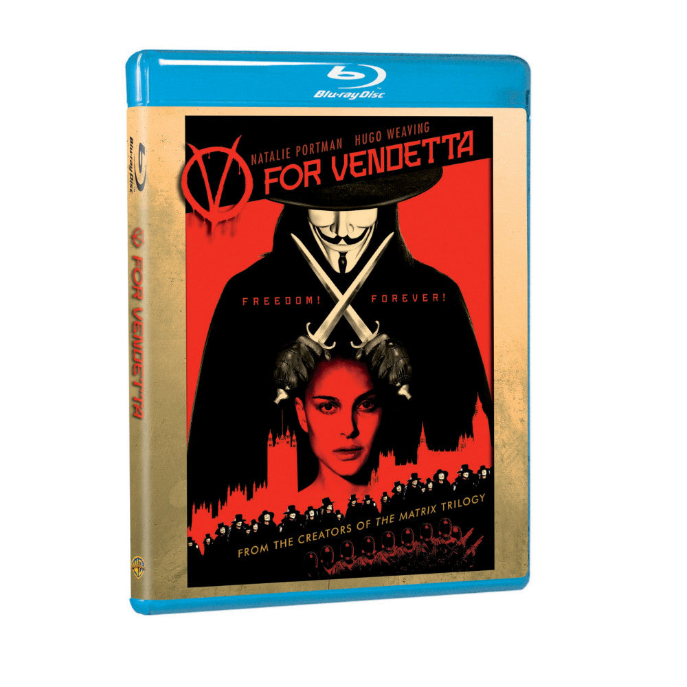 V for Vendetta (BD)