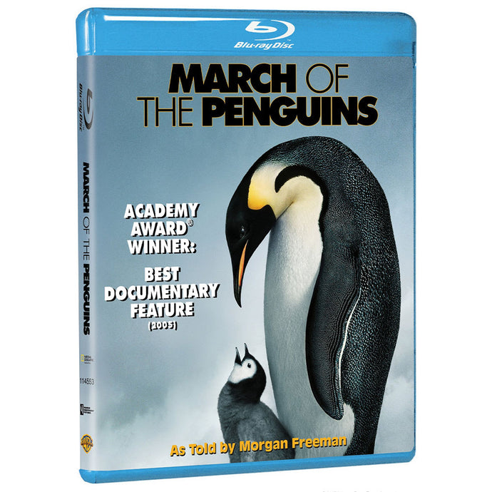 March of the Penguins (BD)