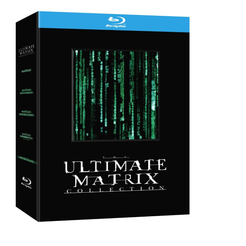 The Ultimate Matrix Collection (BD)