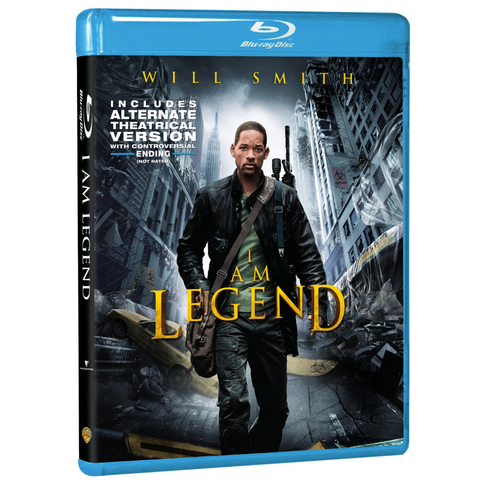 I am Legend (BD)
