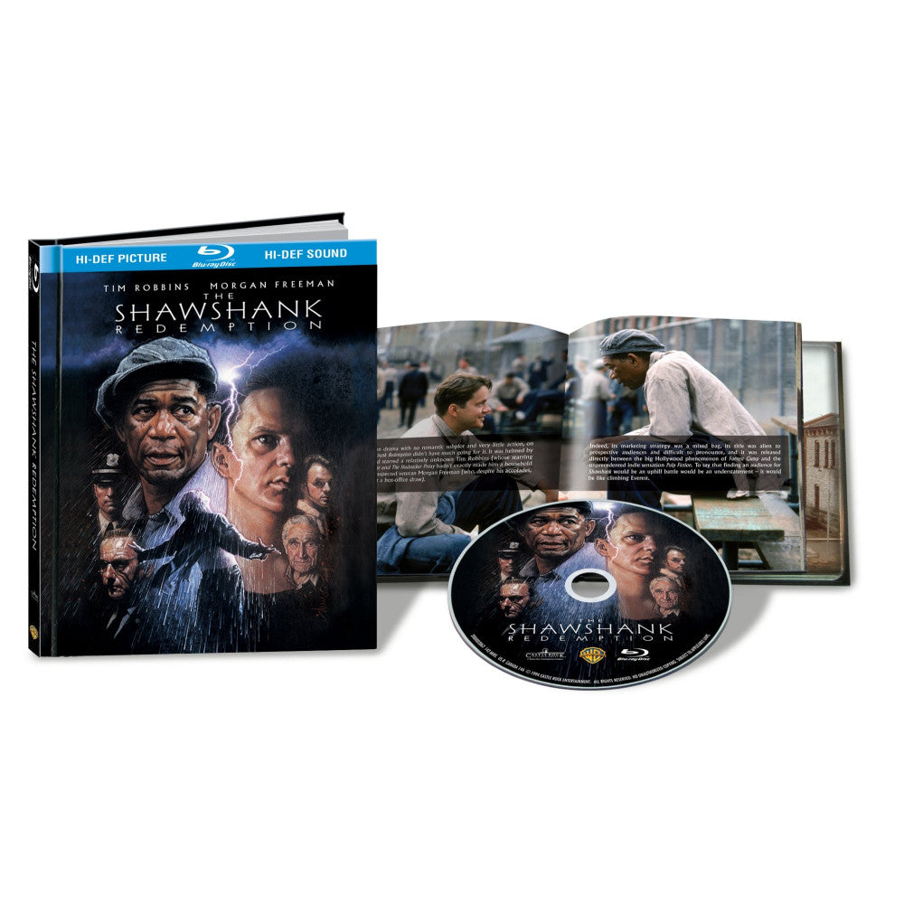 The Shawshank Redemption (Blu-ray Book) (BD)