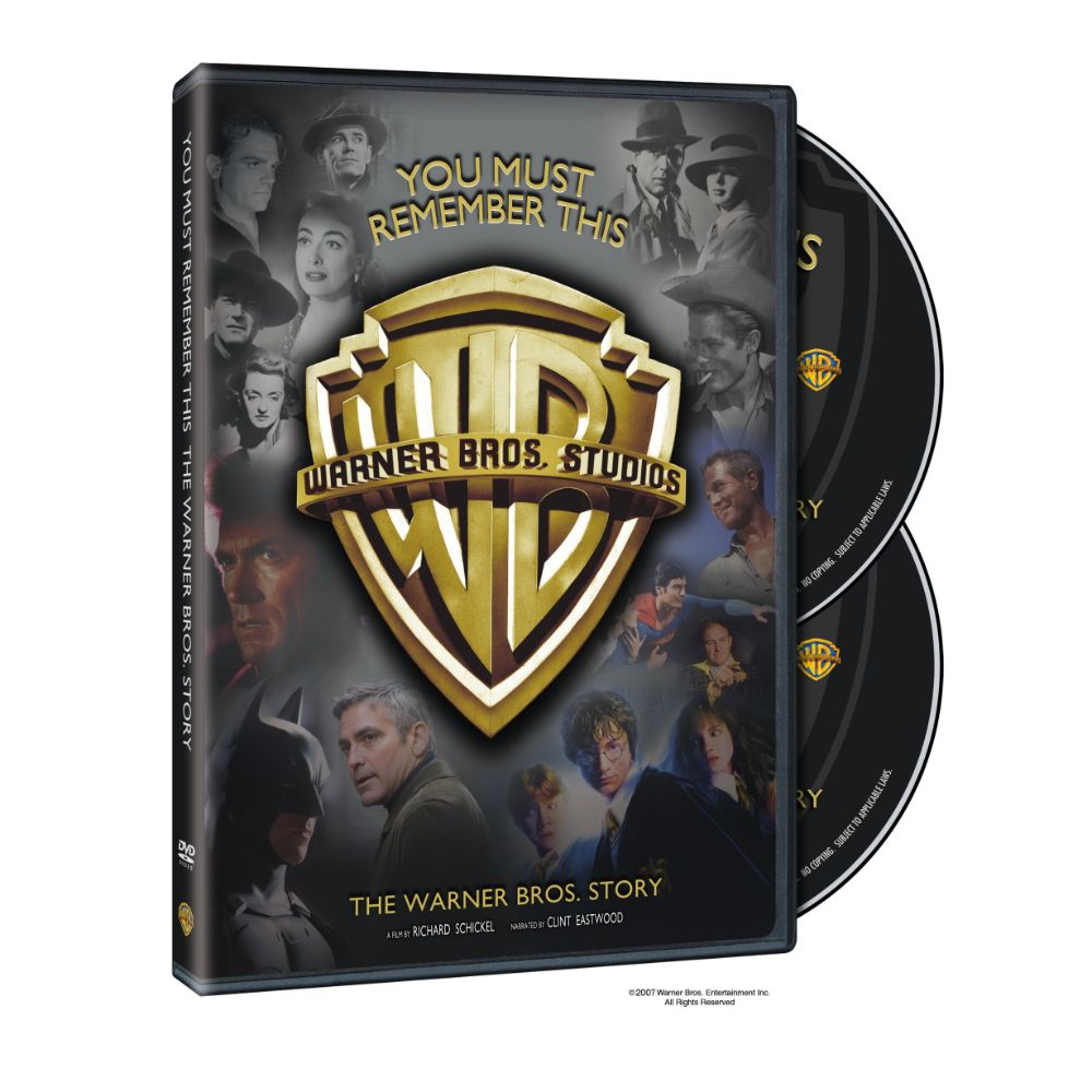You Must Remember This: The Warner Bros. Story (DVD)