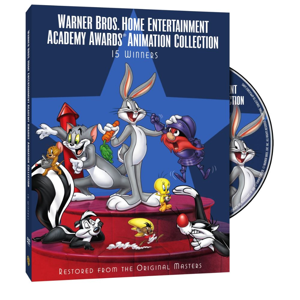 Warner Bros. Home Entertainment Academy Awards Animation Collection: 15 Winners (DVD)