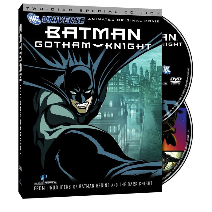 Batman: Gotham Knight (Two-Disc Special Edition) (DVD)