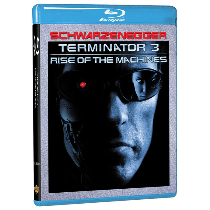 Terminator 3: Rise of the Machines (BD)