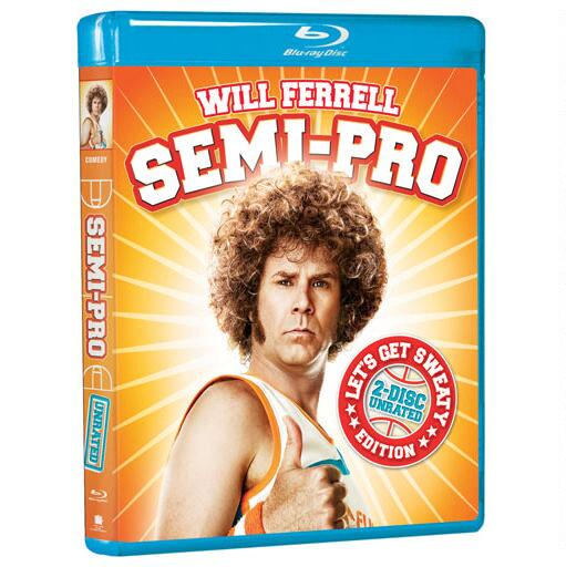 Semi-Pro (Let's Get Sweaty Edition) (BD)