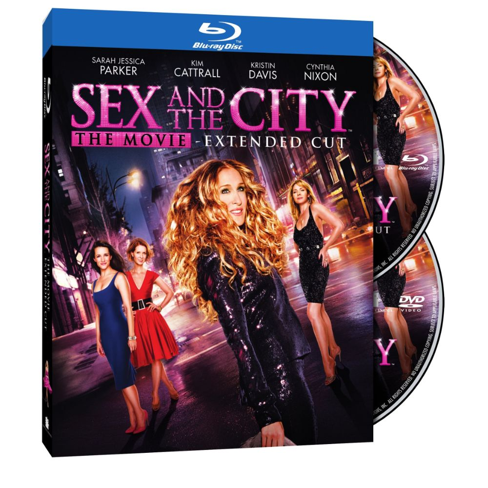 Sex and the City: The Movie (BD)