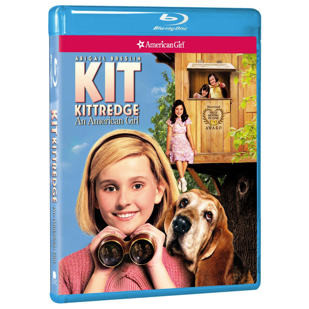 Kit Kittredge: An American Girl (BD)