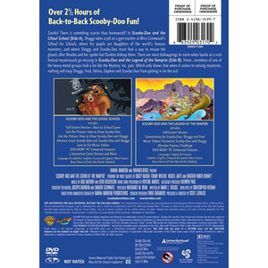 Scooby-Doo and the Ghoul School/ Scooby-Doo and the Legend of the Vampire (Double Feature) (DVD)