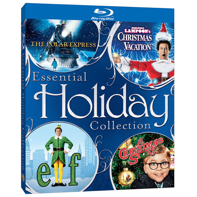 Essential Holiday Collection (BD)