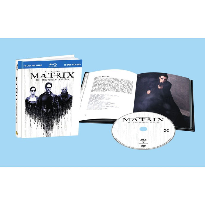 The Matrix (10th Anniversary Edition) (Blu-ray Book) (BD)