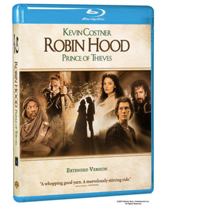 Robin Hood: Prince of Thieves (Extended Version) (BD)