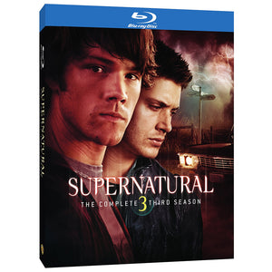 Supernatural: The Complete Third Season (BD)