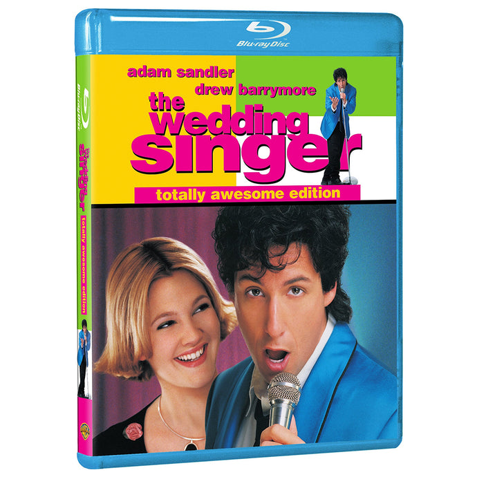 The Wedding Singer (Totally Awesome Edition) (BD)