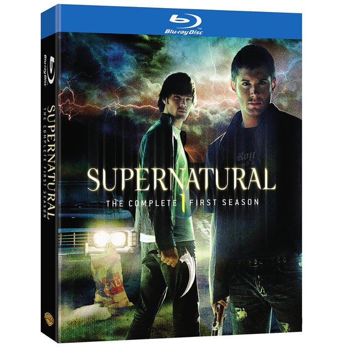 Supernatural: The Complete First Season (BD)