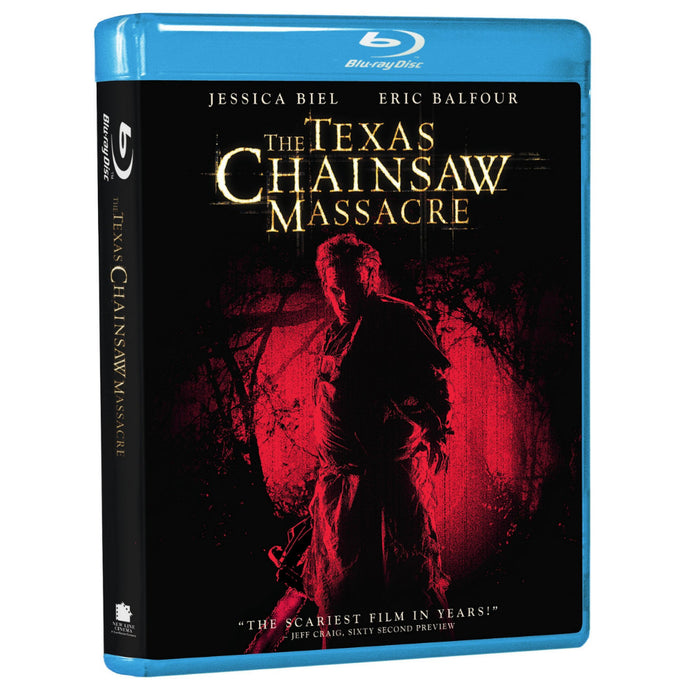 The Texas Chainsaw Massacre (BD)