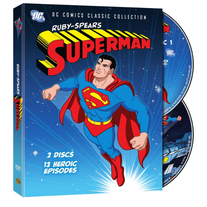 Ruby-Spears Superman (DVD)