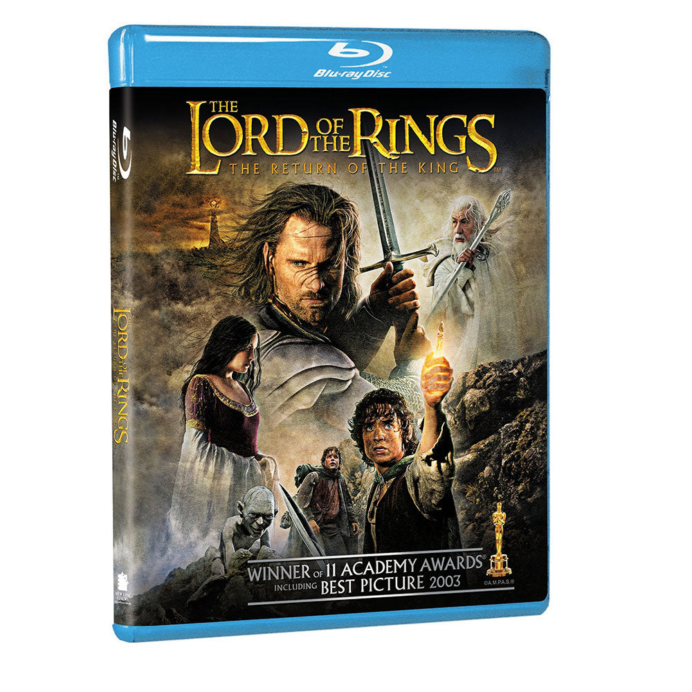The Lord of the Rings: The Return of the King (BD)