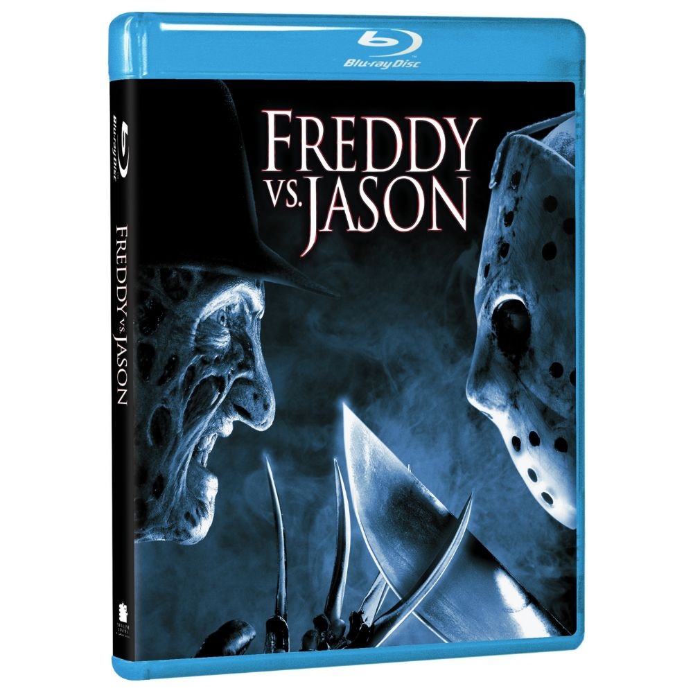 Freddy vs. Jason (BD)