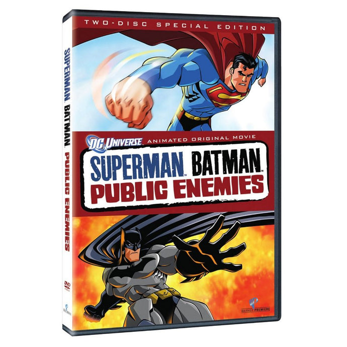 Superman/Batman: Public Enemies (Two-Disc Special Edition) (DVD)