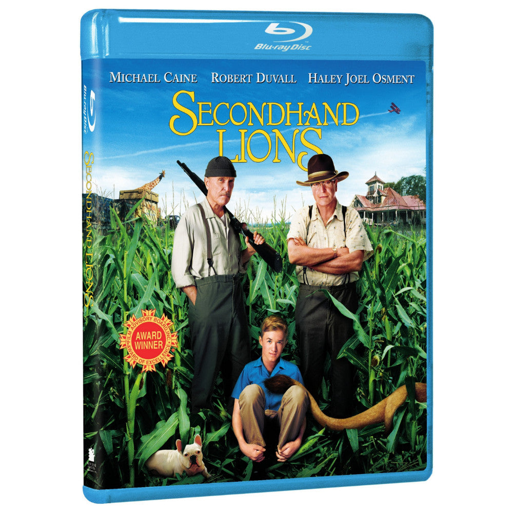 Secondhand Lions (BD)