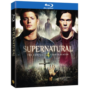Supernatural: The Complete Fourth Season (BD)