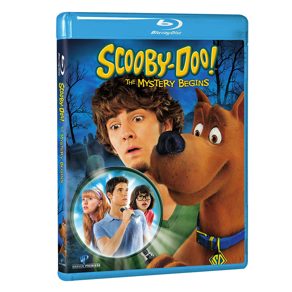 Scooby-Doo! The Mystery Begins (BD)
