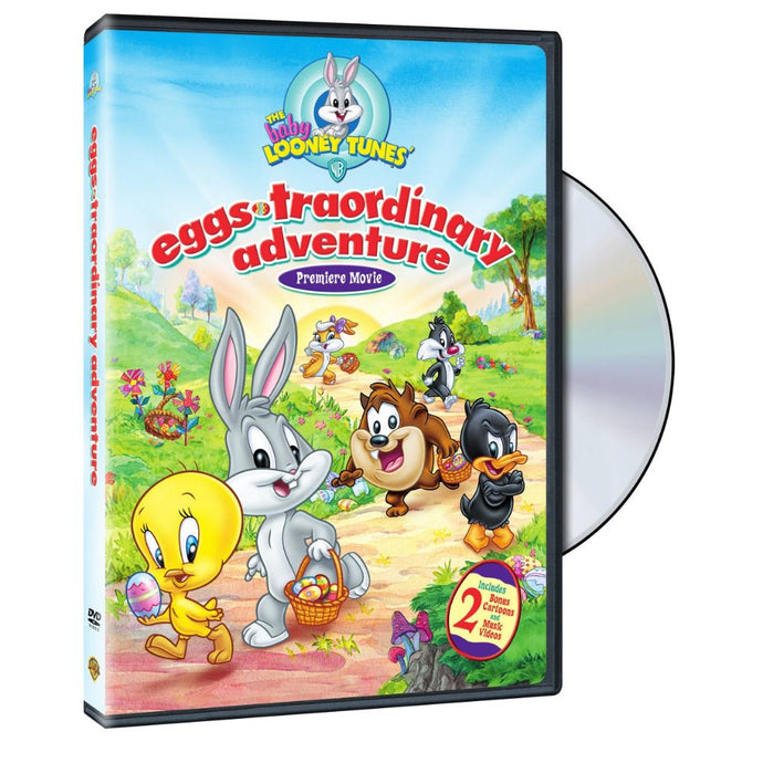 The Baby Looney Tunes': Eggs-traordinary Adventure (DVD)