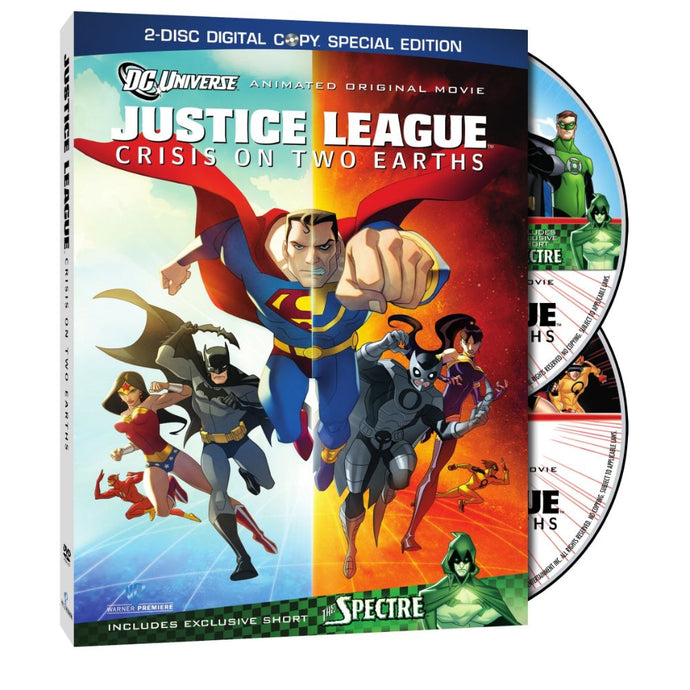 Justice League: Crisis on Two Earths (Two-Disc Special Edition) (DVD)