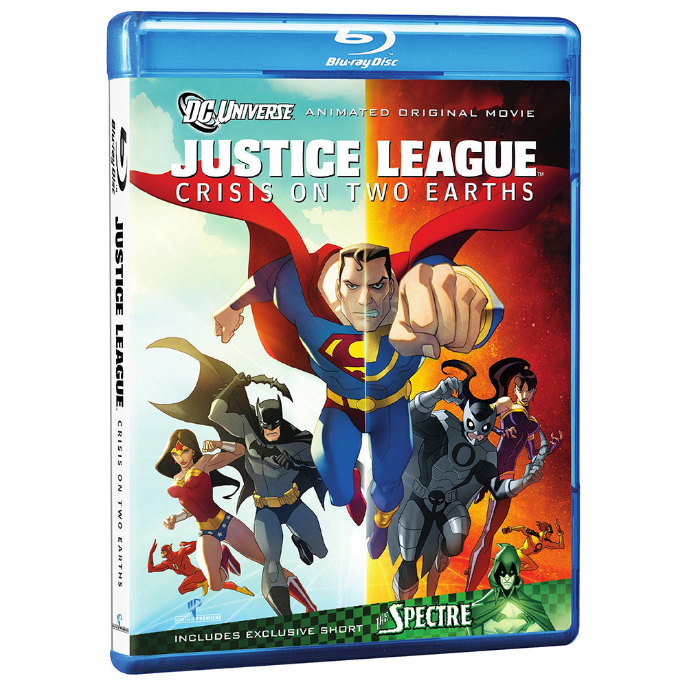 Justice League: Crisis on Two Earths (BD)