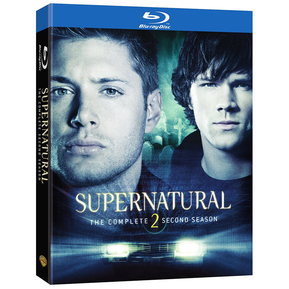 Supernatural: The Complete Second Season (BD)