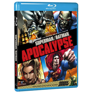 Superman/Batman: Apocalypse (BD)