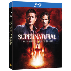 Supernatural: The Complete Fifth Season (BD)