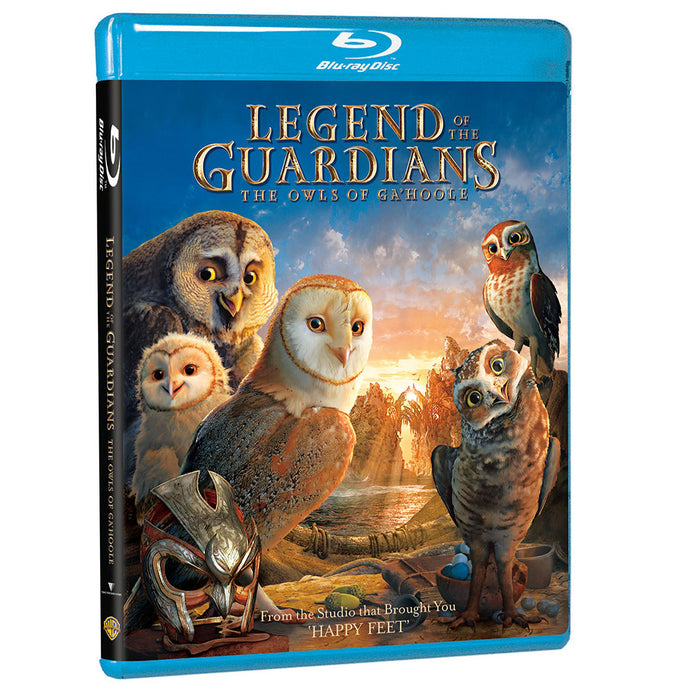 Legend of the Guardians: The Owls of Ga'Hoole (BD)