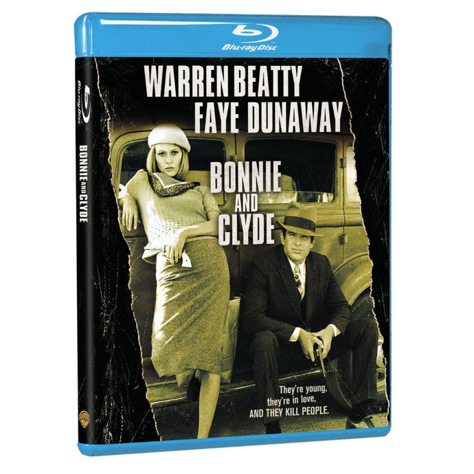 Bonnie and Clyde (BD)
