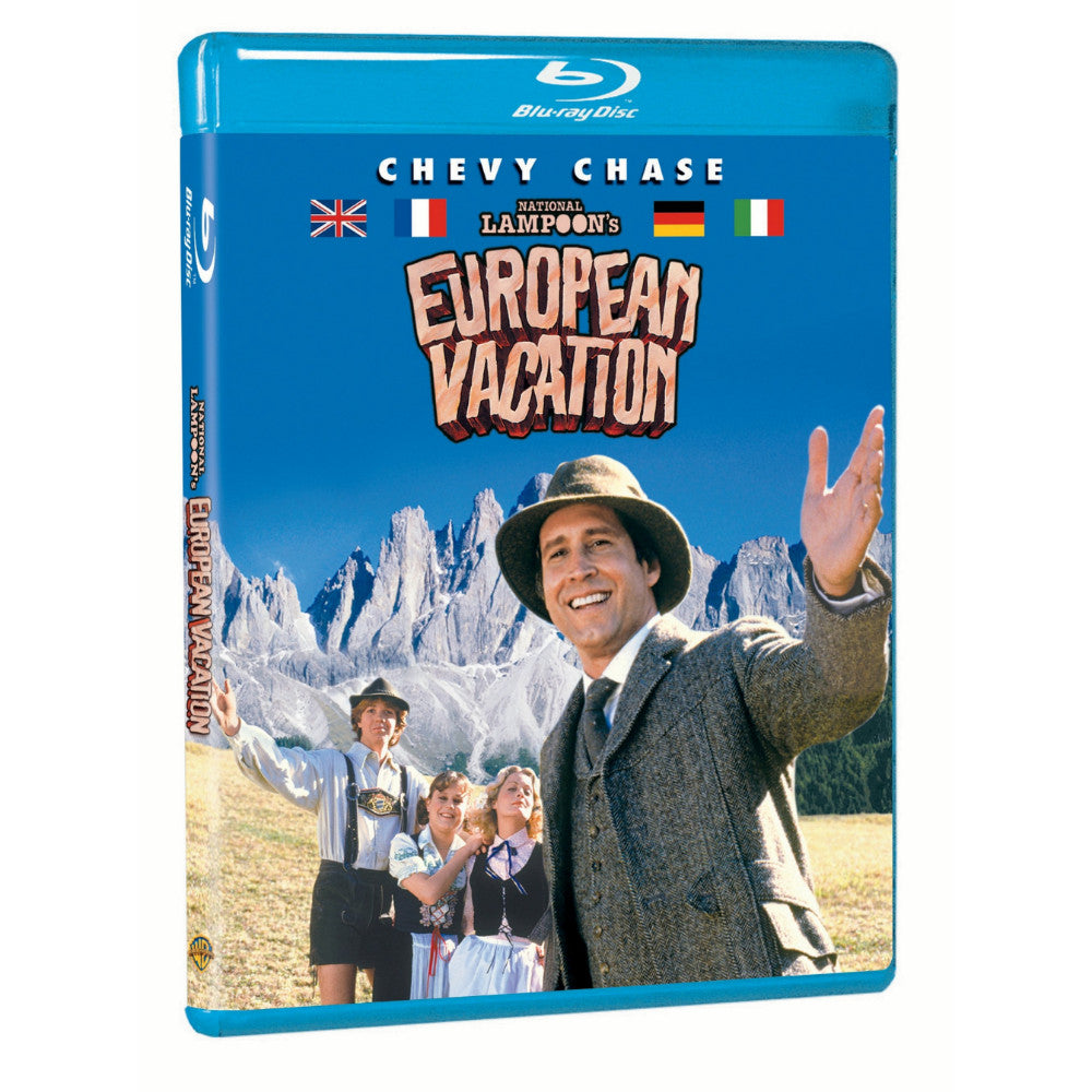 National Lampoon's European Vacation (BD)