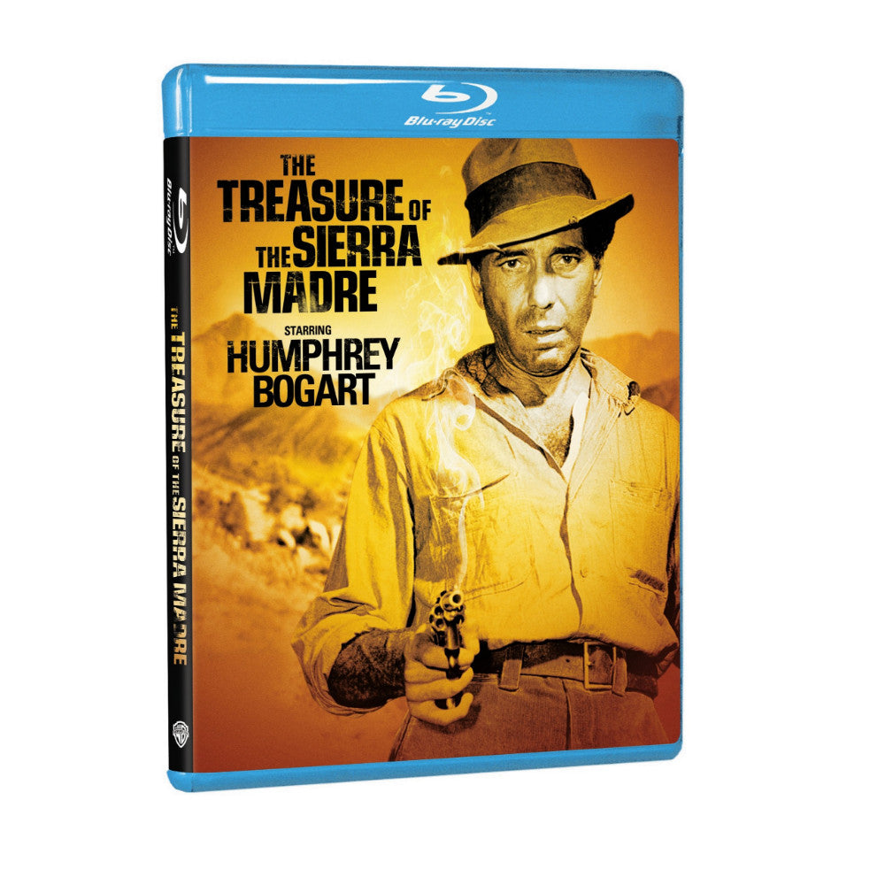 The Treasure of the Sierra Madre (BD)