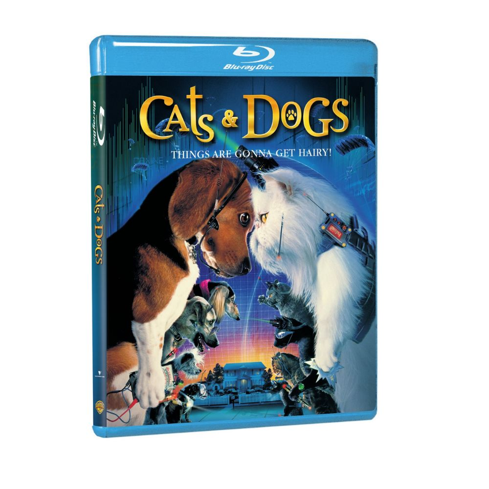 Cats & Dogs (BD)
