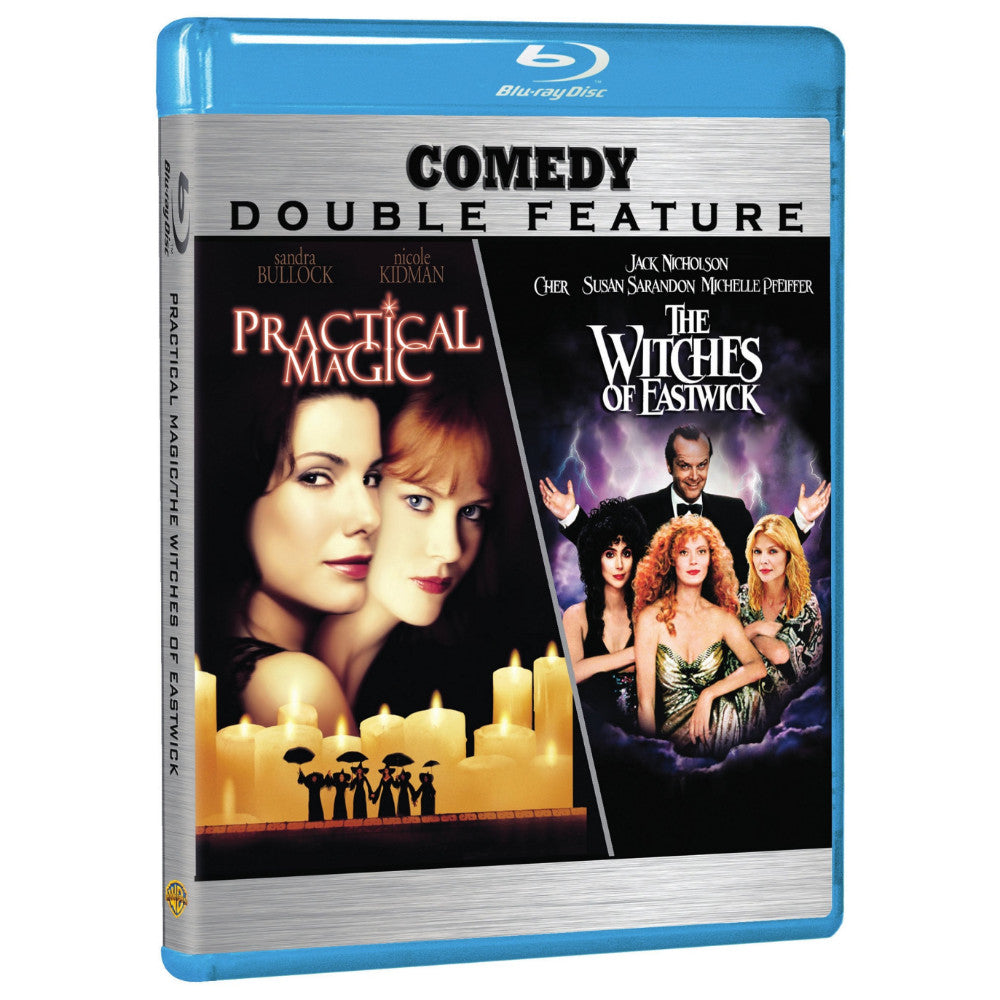 Practical Magic / The Witches of Eastwick (Comedy Double Feature) (BD)