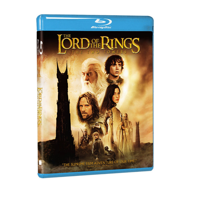The Lord of the Rings: The Two Towers (BD)