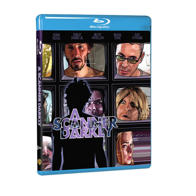 A Scanner Darkly (BD)